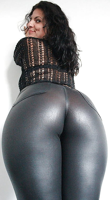 Pictures of ass in spandex