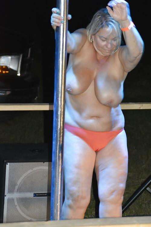 Mature ladies with big boobs