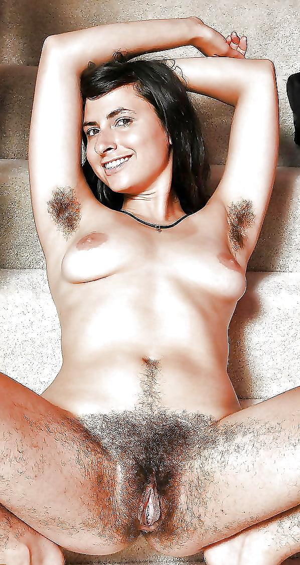 Random Hairy Lovelies Pornobae 1