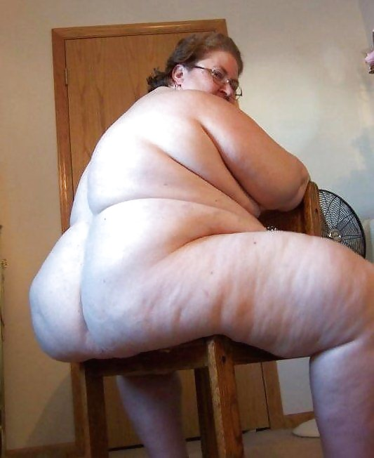 Ass bbw huge supersized