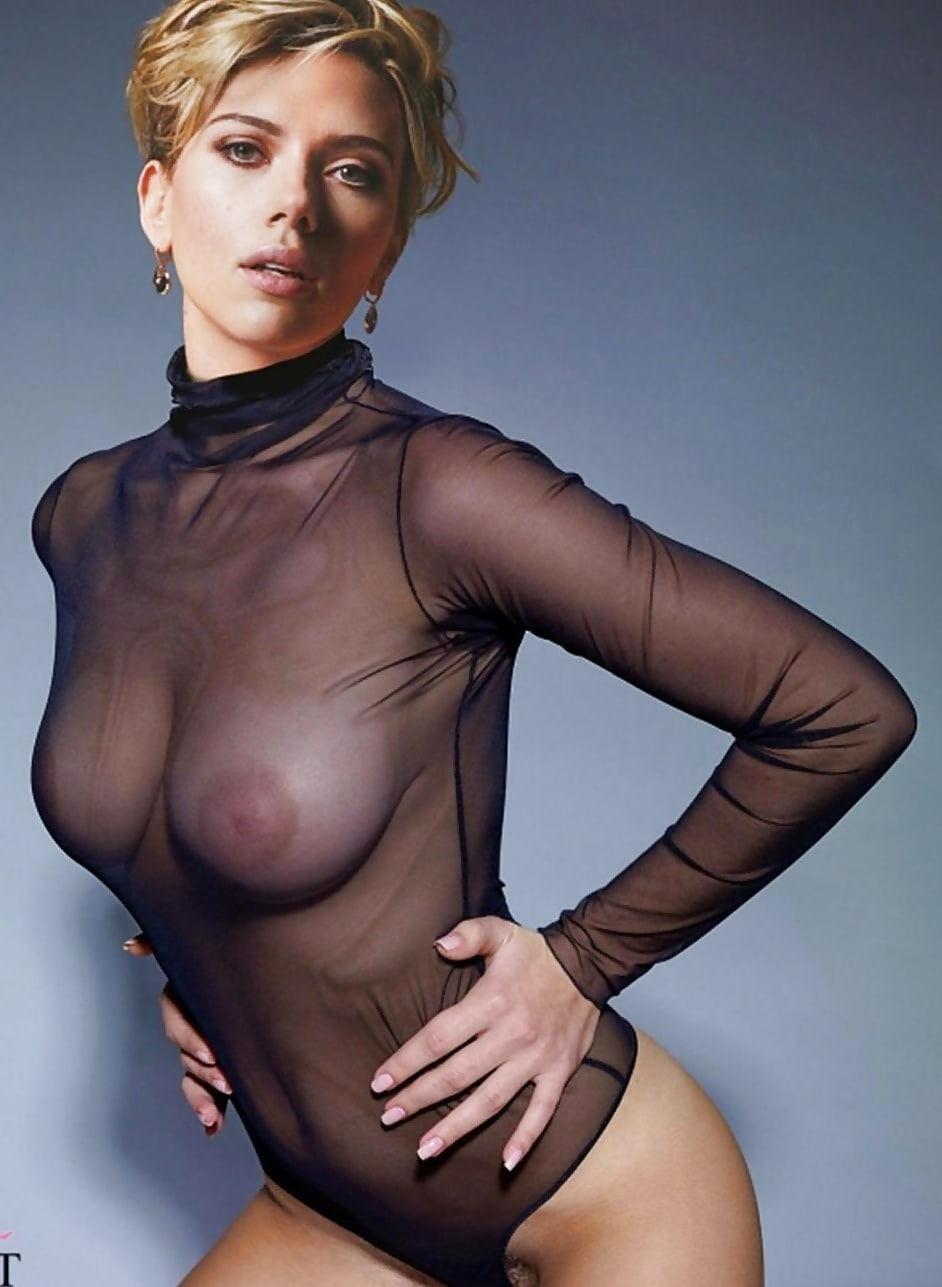 Scarlett johansson semi nude-5318