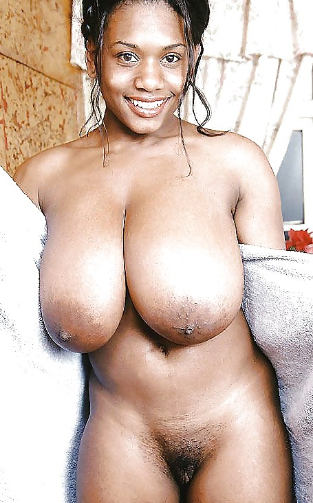 Big black beautiful boobs-9784