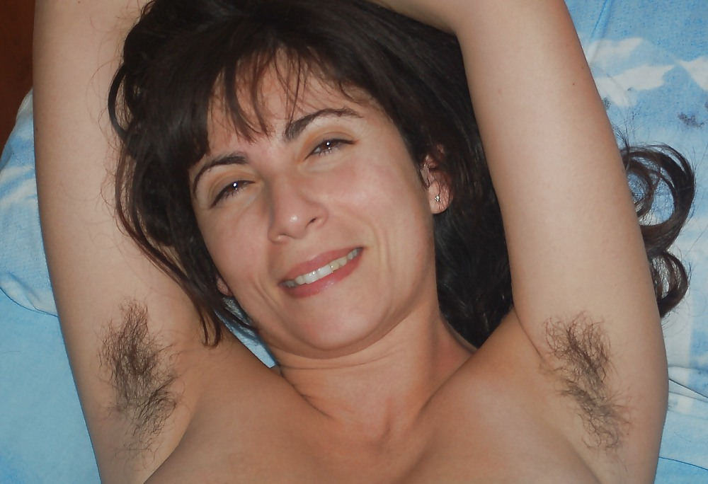 Girls with hairy arms big tits