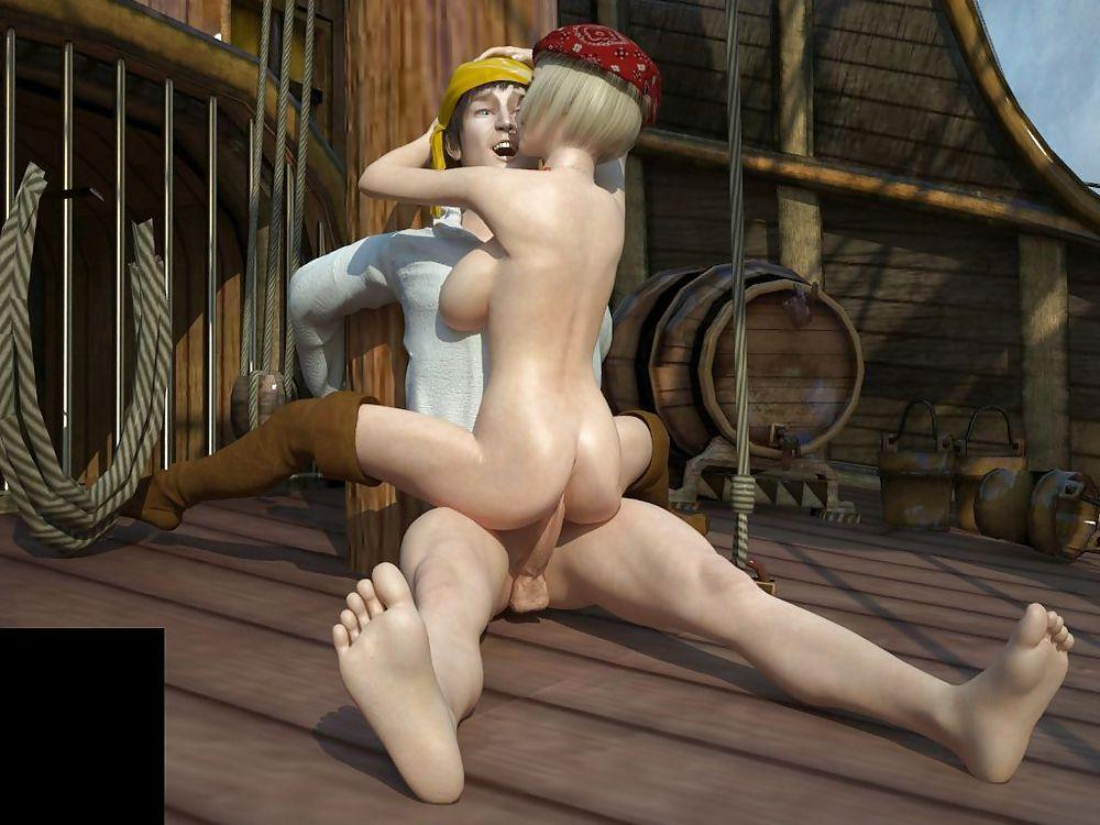 игры секс с пиратами