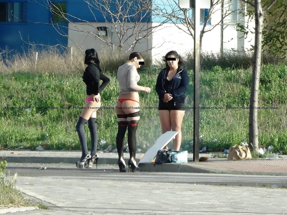 лучшие дневные уличные точки проституток москвы