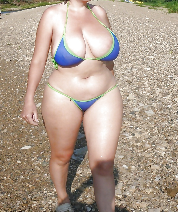 Fat mature woman in bikini, erotic pirate girls