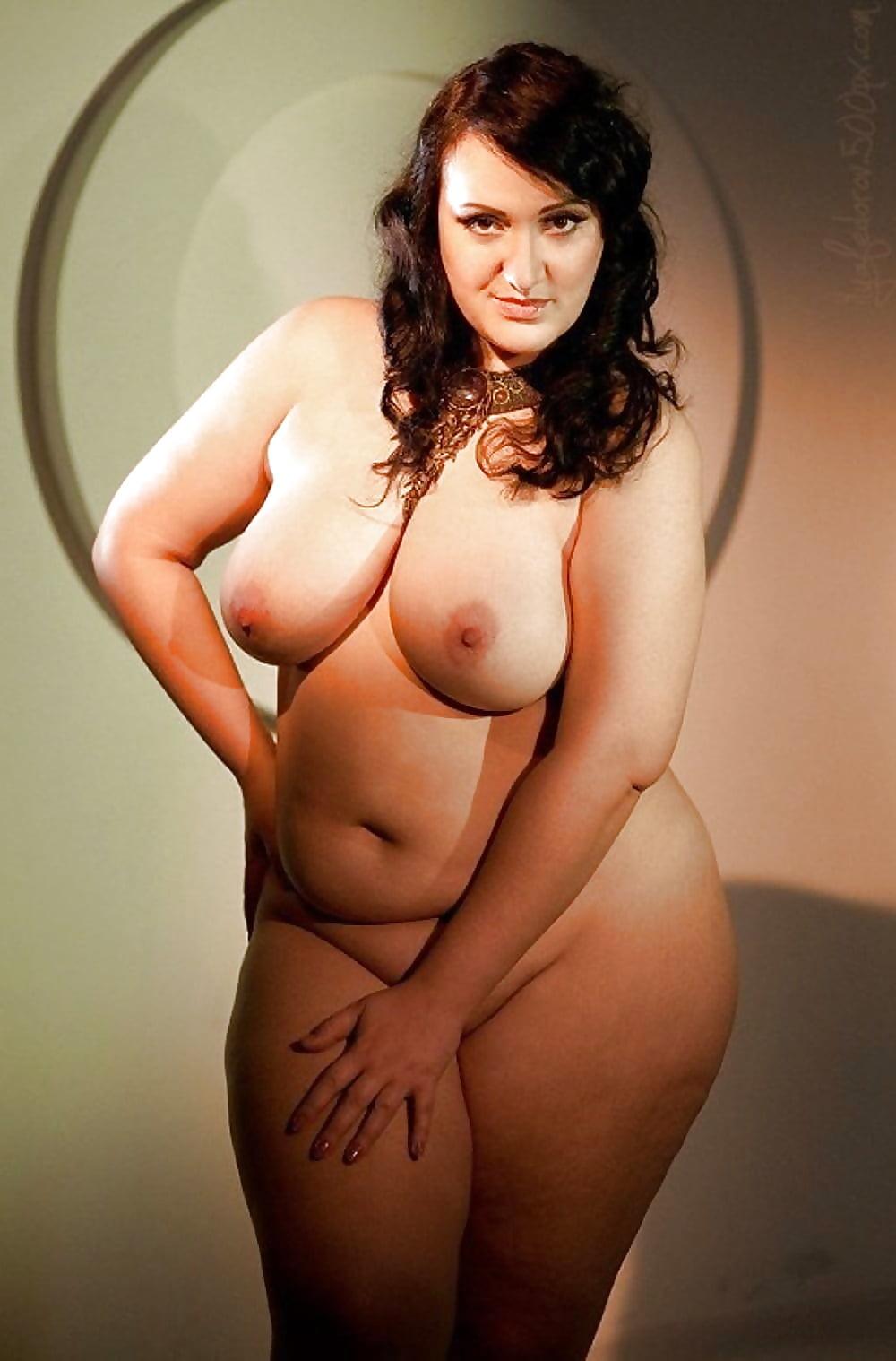 Plus size amatuer women hot nude think