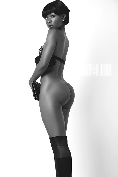 Very hot black girl