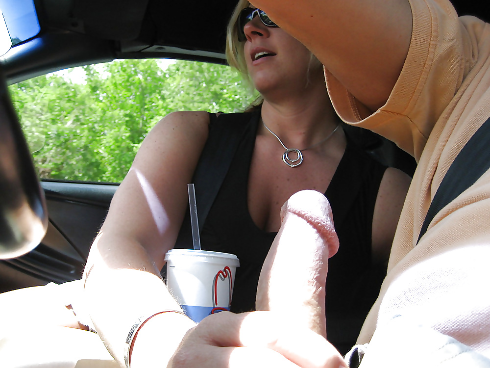 Nude kyra handjob video in car