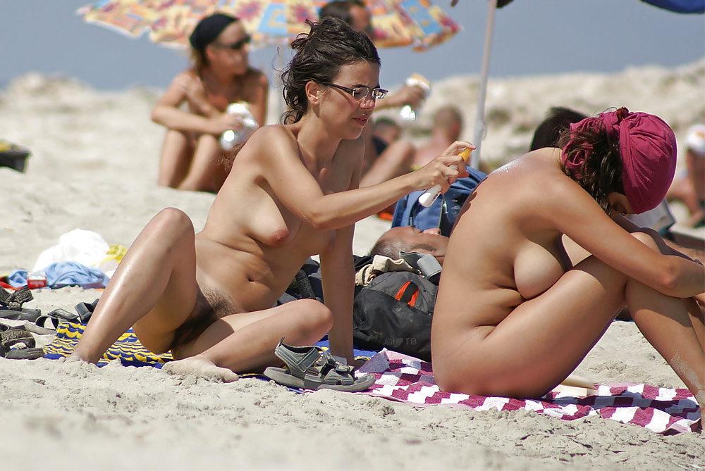 Is That Right On Barcelona Beach