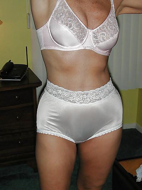Japanese mature women sexy lingerie underwear panties set