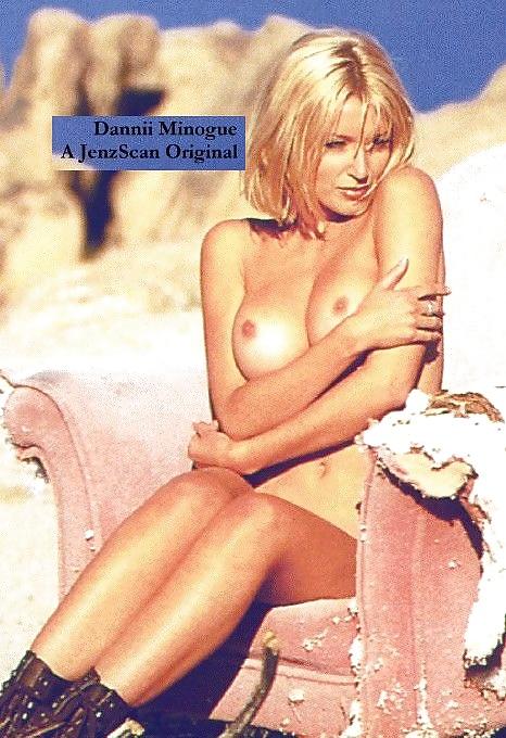 Dani Minogue Playboy Pics Premium Snapchat