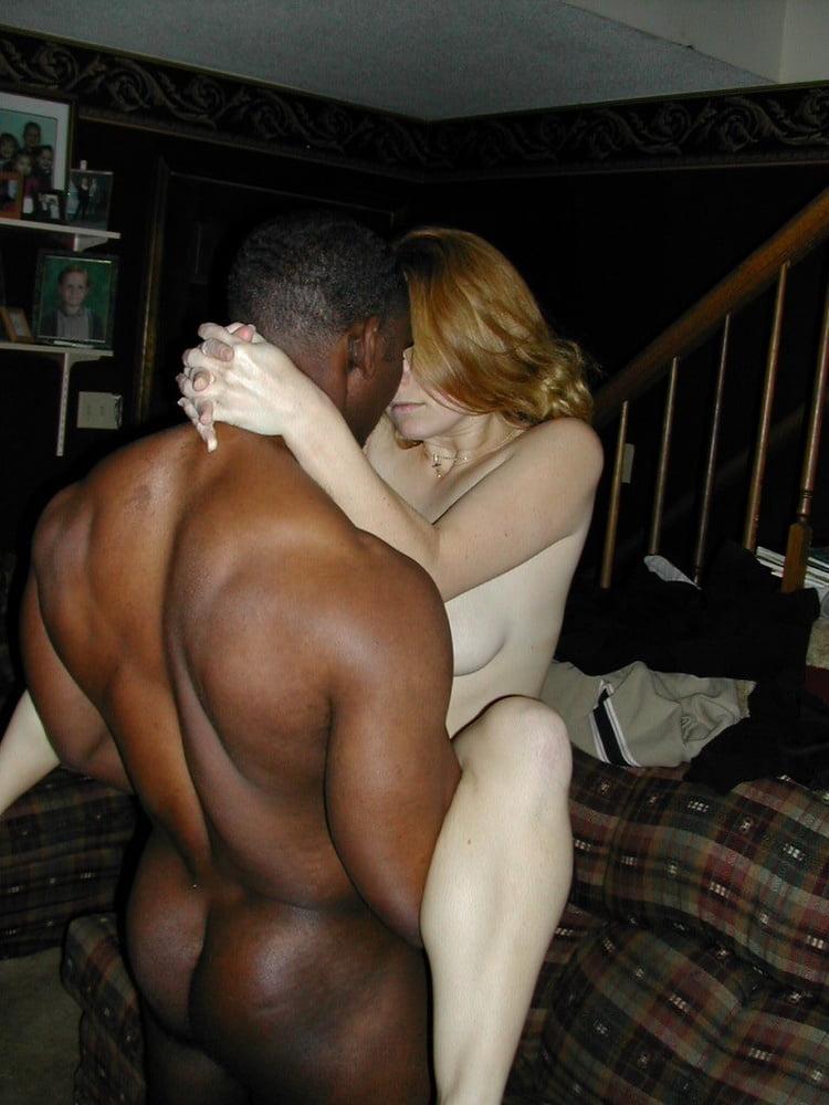 Black guy fucks white girl
