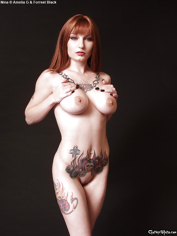 Hot redheads with tattoos
