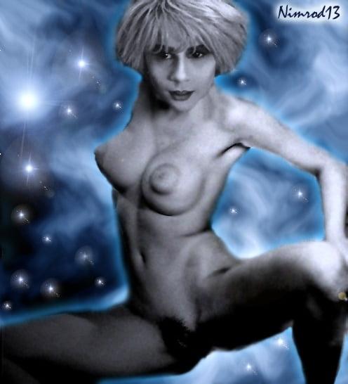 Farscape's gigi edgley porn pic