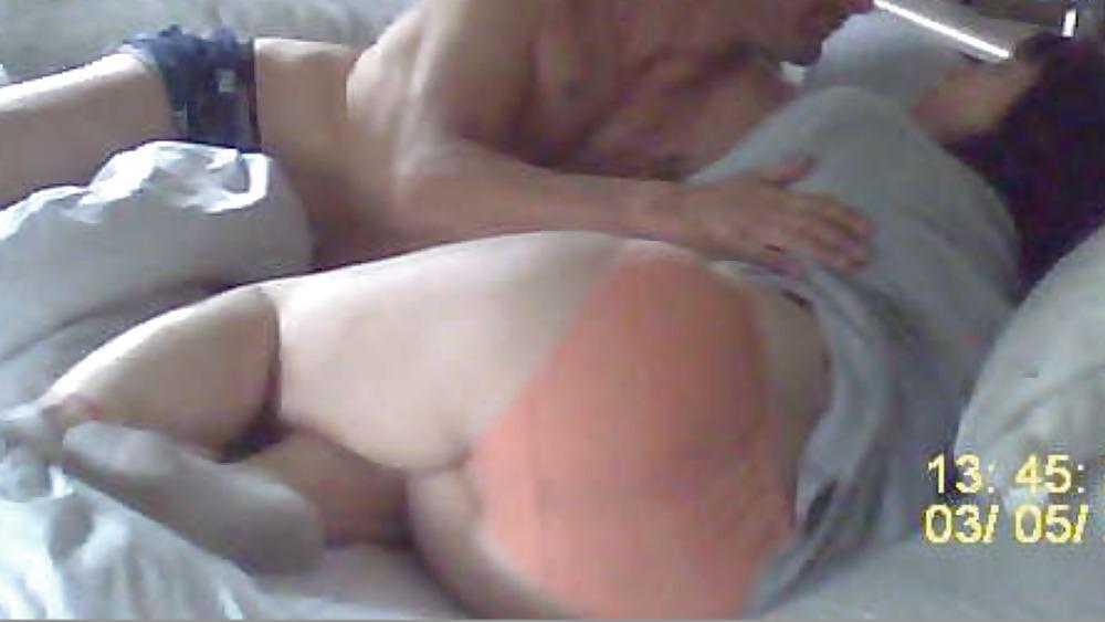 Boy having sex with mom