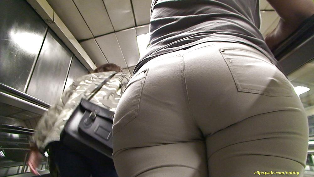 Horny big ass milf gets fucked