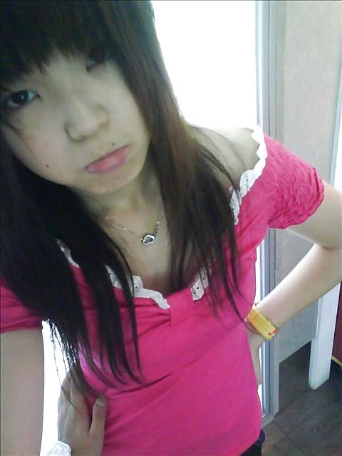 Cute girl gets creampie-4950