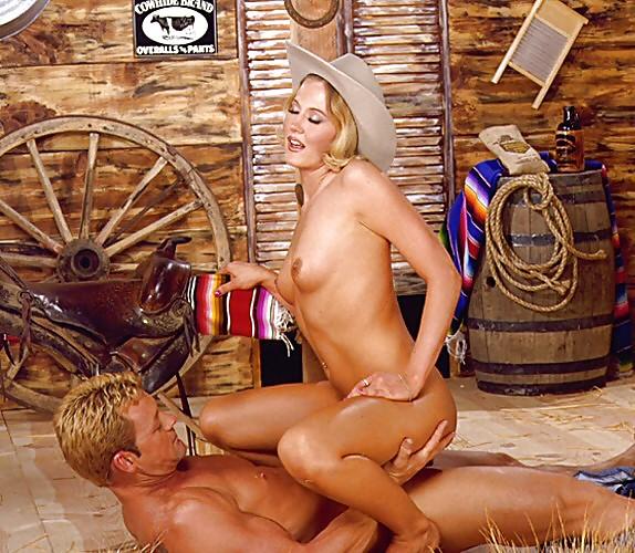 в ковбойской шляпе блондинку ебут приходишь