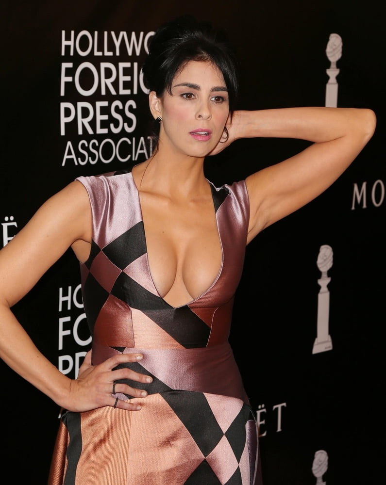 Download Sarah Silverman Is Real Hot And Sexy Celebrity Wallpaper Hd Free Uploaded By