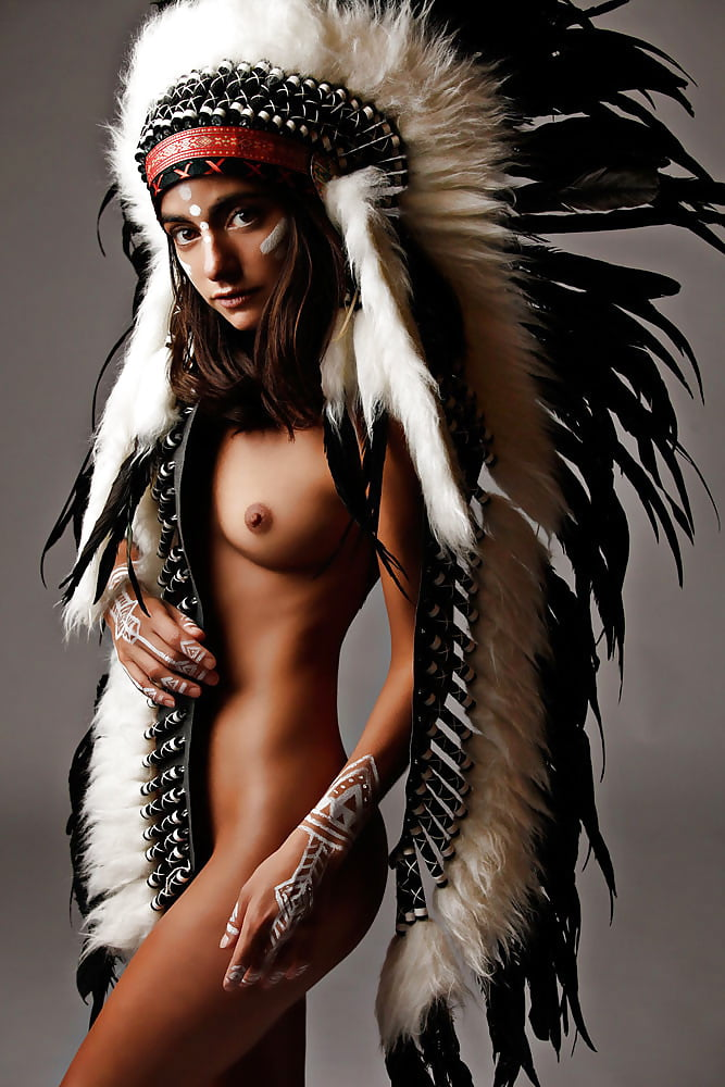 Amateur native american girls naked — photo 5