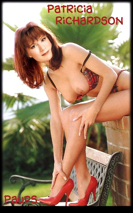 Patricia richardson sex scene