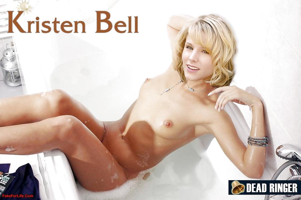 Kristen Bell The Lifeguard