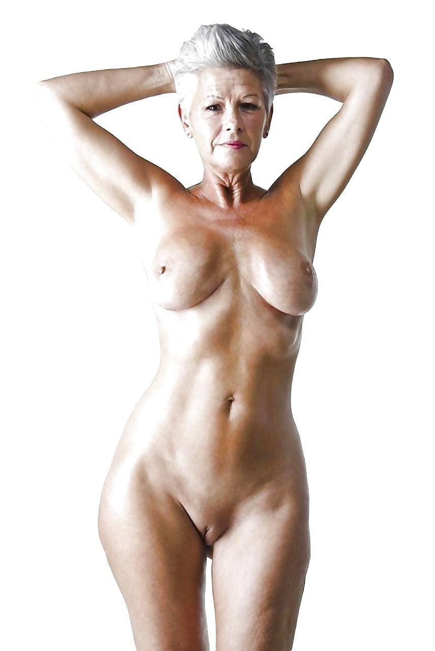 Dorados maduros desnudos