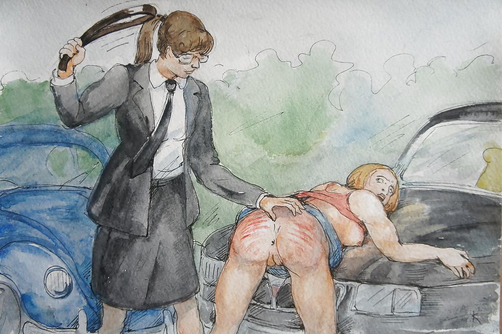 Bank gorilla spank — pic 2
