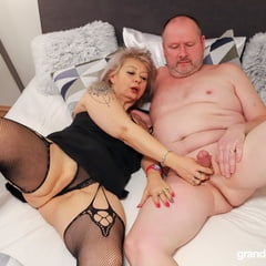 Never Too Old To Fuck At GrandParentsX