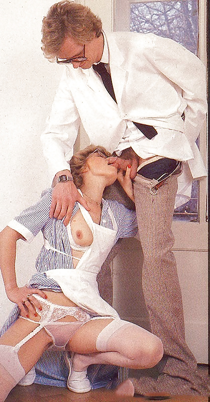 ретро порно медицина - 5