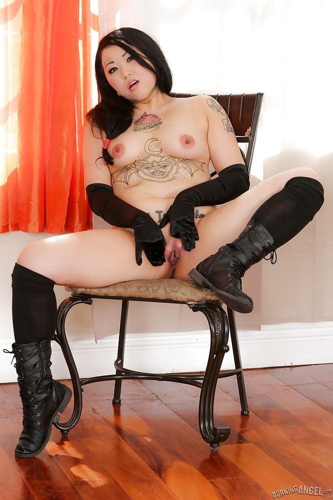 Goth asian girls nude — photo 12