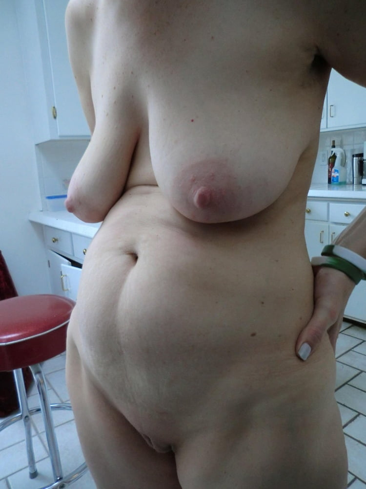 Moms With Chubby Stretch Marks Fat Stomach Older Saggy Tits