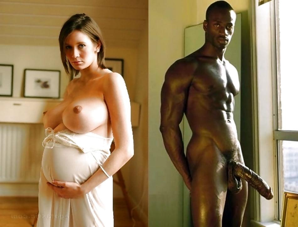 black-men-impregnating-white-girls