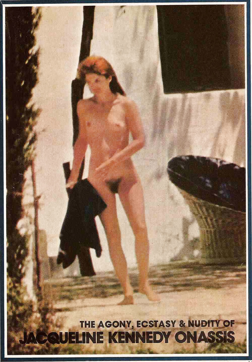Ideal Nude Pictures Of Jacqueline Kennedy Jpg