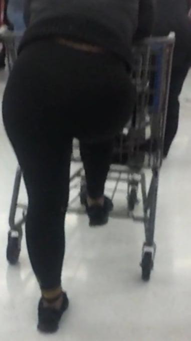 Big leg black women-7181