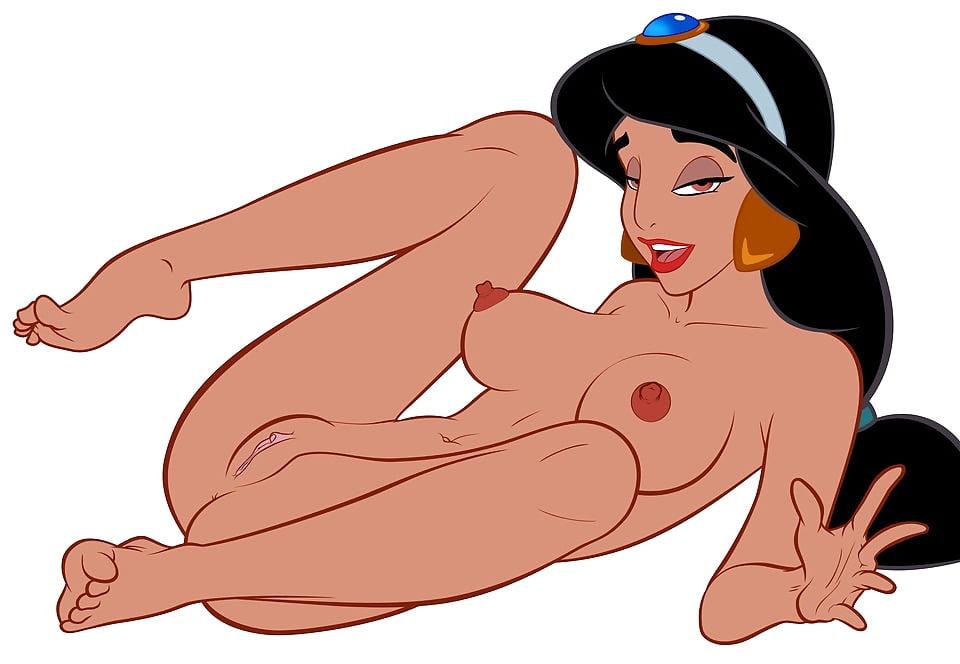 Princess jasmine nude images