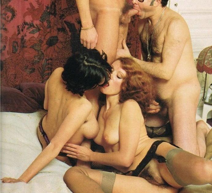 Get Vintage Bisexual Trio Porno For Free