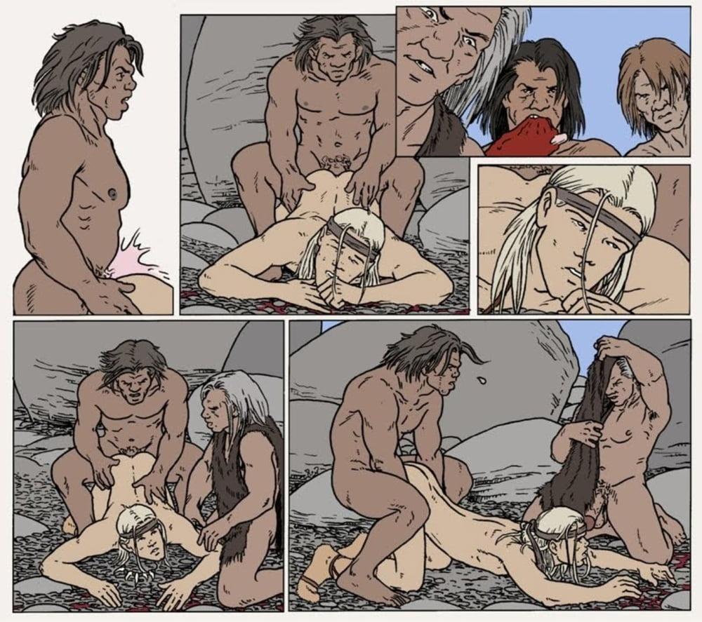 Порно первобытный секс