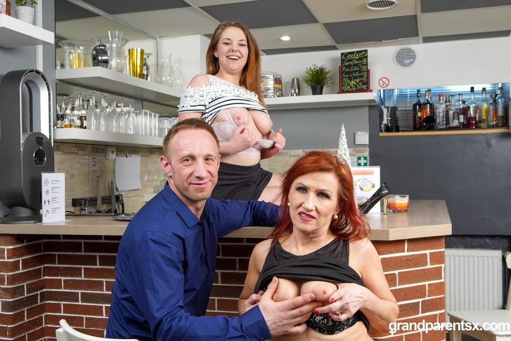 Mature Shares Her Husbands Cock at GrandParentsX - 16 Pics