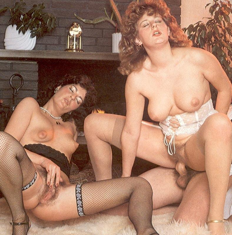 Ретро фото секса зрелых женщин фото