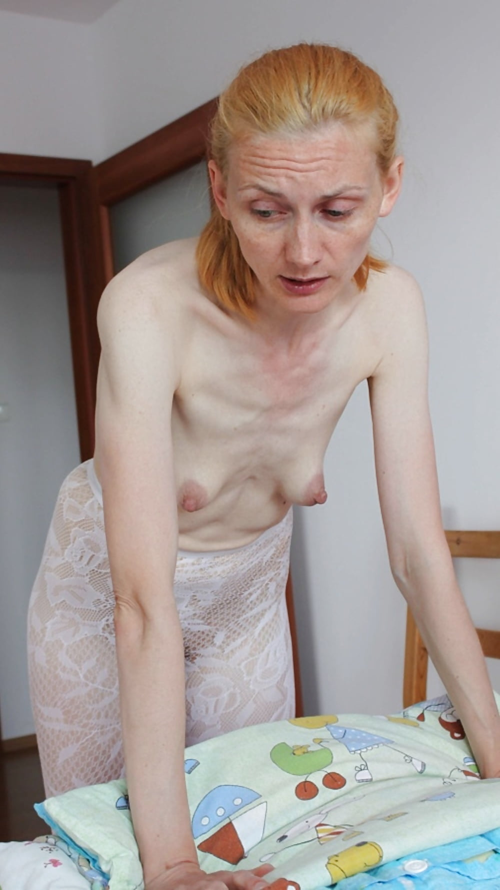 Skinny small tit mature pictures 4