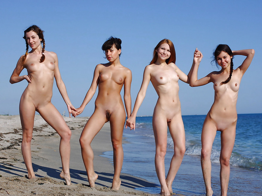 Girls young naturalists tits