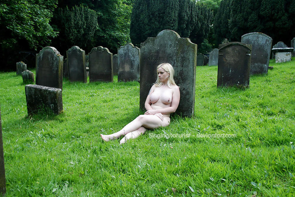 Tit nude cemetery porn shaved teen