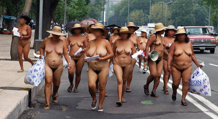 Mexico women naked — photo 8