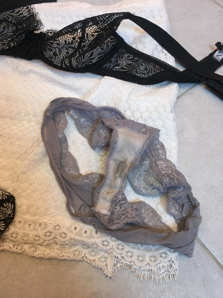 Showing their panties