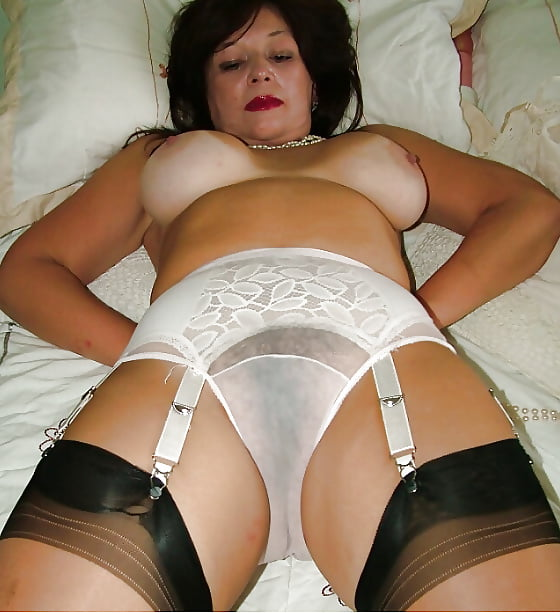 Wives In Girdles And Nylon Stockings