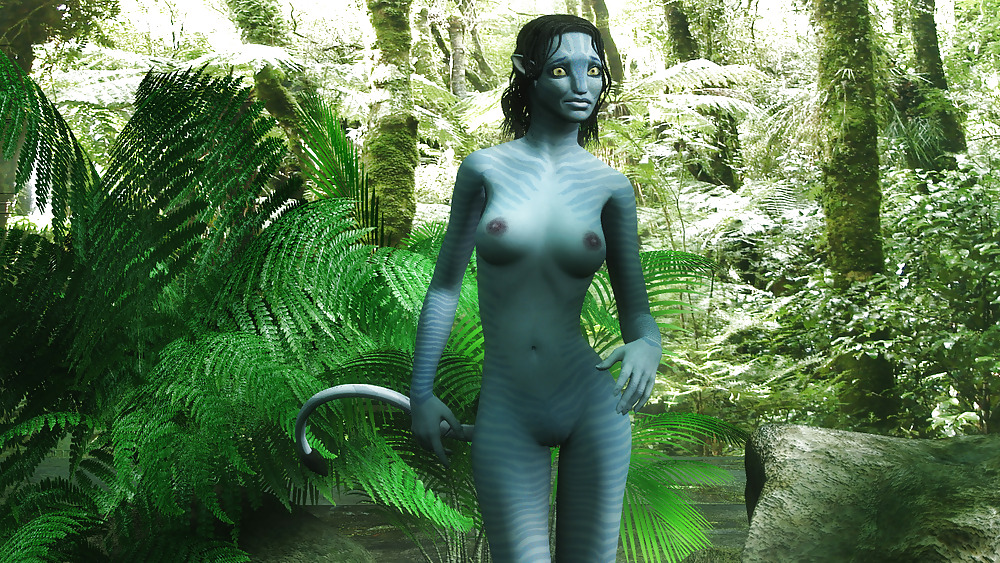 Women of avatar nude 15