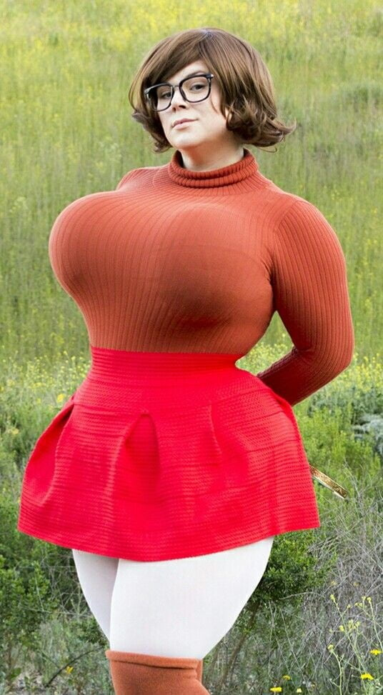 Sex huge tits velma