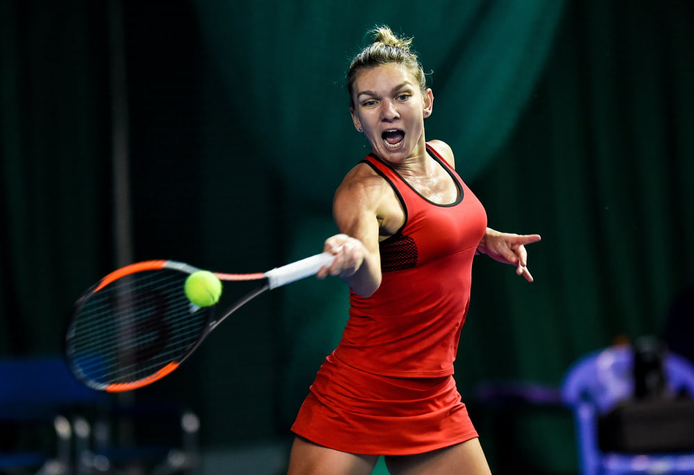 There was a failed campaign to save simona halep's breasts